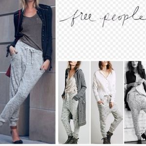 "Free People Harem ""Road Trip"" Joggers"